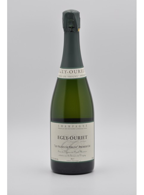 Champagne Egly-Ouriet...