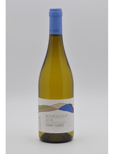 Fanny Sabre Bourgogne Blanc...